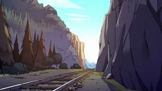 Discover recipes, home ideas, style inspiration and other ideas to try. Fall Background, Background Drawing, Cartoon Background, Animation Background, Environment Painting, Environment Concept Art, Environment Design, Art Gravity Falls, Art Adventure Time