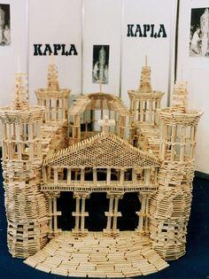 Construction KAPLA