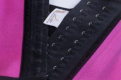 b337644062 Amazon.com  Women s Latex Waist Trainer Corset- Workout Waist Cincher  Girdle - Ann