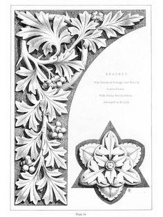 Gallery.ru / Фото #2 - Victorian_Foliage_Designs - vihrova