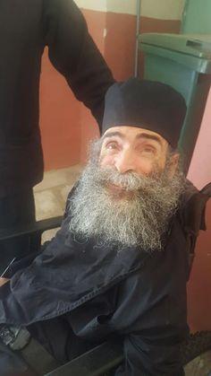 Άγιο Όρος: Ο ανάπηρος Μοναχός Ιώβ Orthodox Christianity, Religion, Faith, Icons, Quotes, Quotations, Symbols, Loyalty, Qoutes