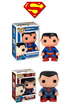 Cabezones de Superman