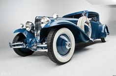 1929 Cord Hayes Coupe for R M Auctions Amelia Island sale - Auction Publicity Sports Car Racing, Race Cars, My Dream Car, Dream Cars, Vintage Cars, Antique Cars, Rare Antique, Auburn Car, 500 Cars