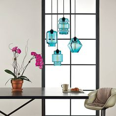 Axia Pendant by Niche Modern
