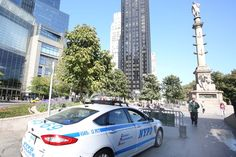 #NYPD #guard statue around the #clock...