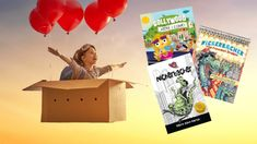 Discover ways you can teach your children to follow their dreams! Enter to win a three-pack of books to help encourage this message! Book Gifts, Teaching Kids, Childrens Books, Encouragement, Messages, Giveaways, Dreams, Board, Children's Books