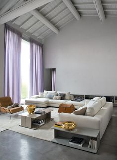 Zanotta Ecksofas Sofakombination Scott   Designbest
