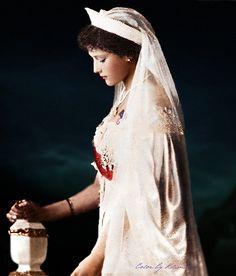 Tatiana Nikolaevna Grand Duchess of Russia ( (29 May (O.S.)/10 June (11th after 1900) (N.S.) 1897 – 17 July 1918)