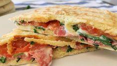Warme Panini vom Grill selber machen - wie in Italien Sandwiches, Kitchen Decor, Pizza, Food, Tricks, Fitness, Italian Cuisine, Italian Recipes, Healthy Eating For Children