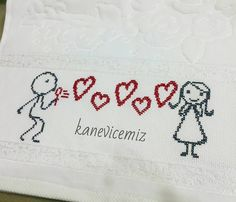 Cross Stitch Patterns, Handmade Jewelry, Snoopy, My Love, Fictional Characters, Instagram, Cross Stitch, Xmas, Towels