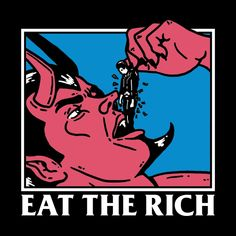 Eat the Rich Bedroom Wall Collage, Bedroom Posters, Photo Wall Collage, Picture Wall, Wall Art, Posters For Room, Poster Wall, Poster Prints, Indie Art