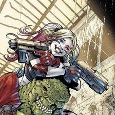Harely Quinn, Harley Quinn Comic, Joker, Comics, Anime, Fictional Characters, Art, Drawings, Art Background