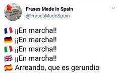 "Publicación de Instagram de Frases ""Made in Spain"" • 19 Sep, 2018 a las 2:02 UTC Spanish Memes, Humor Grafico, Funny Moments, Good Times, Spain, Lol, Sayings, Random, Instagram Posts"