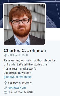 Charles Johnson, one of the Internet's most infamous trolls, has finally been banned from Twitter :  washingtonpost  - 5/26/15