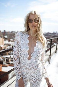 d42010fca0e The  STONECOLDFOX Saint jumpsuit in white Fashion Tips