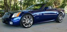 Cadillac XLR - http://topismag.net/cadillac/cadillac-xlr
