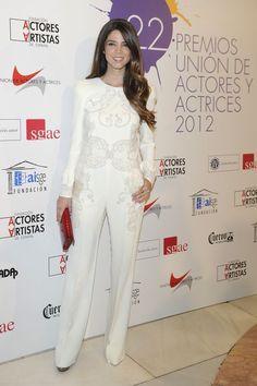Juana Acosta - Premios Unión de Actores 2013