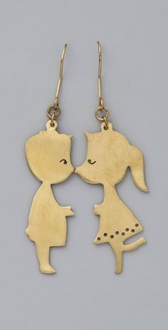 Boy & Girl Earrings