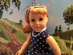 A personal favorite from my Etsy shop https://www.etsy.com/listing/265587951/american-girl-doll-clothes-custom