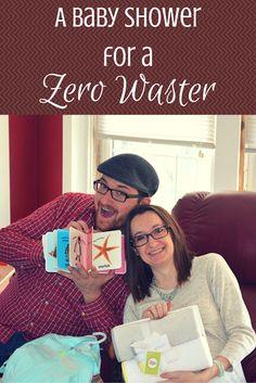 Zero Waste Nerd: A Baby Shower for a Zero Waster