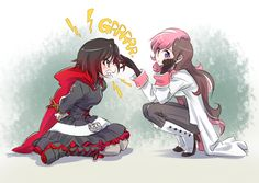 Ruby and Neo