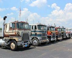 Intl Cabovers for sale Navistar International, International Harvester Truck, Big Rig Trucks, Cool Trucks, American Ambulance, Semi Trucks For Sale, Gmc Motorhome, Freightliner Trucks, Heavy Truck