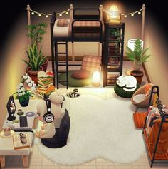 1506 Best ACNL + HHD(´。• ㅅ •。`) ♡ images in 2020 | Animal ... on Animal Crossing New Horizons Bedroom Ideas  id=41933