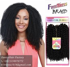 Find More Bulk Hair Information about 3pcs/Pack Freetress braids 3x braids GoGo curly hair extension Premium water wave hair bundles Synthetic crochet braids deepcurl,High Quality crochet braids,China synthetic crochet braids Suppliers, Cheap freetress braid from Brenna's Hair Shop on Aliexpress.com