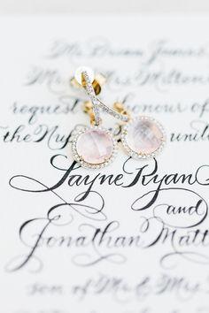 stunning earrings.