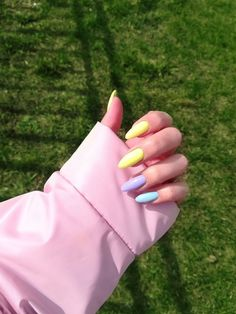 Coffen Nails, Manicure And Pedicure, Cute Nails, Best Acrylic Nails, Pastel Nails, Mani Pedi, Trendy Nails, Nail Inspo, Nails Inspiration