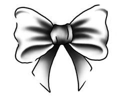 Strepik Bow Tattoo  #temporary #tattoo #bow #strepik #t4aw #tattoos