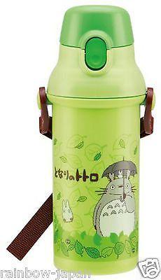 Plastic drink bottle one-touch direct My Neighbor Totoro Stroll (Studio Ghibli) Japan import. Plastic drink bottle one-touch direct My Neighbor Totoro Stroll (Studio Ghibli). 16 Oz Water Bottle, Water Bottles, Bento, Plastic Drink Bottles, Running Accessories, My Neighbor Totoro, Hayao Miyazaki, Kawaii Cute, Anime