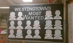 Westingtown's Most Wanted - Character Profiles | Sara Ozbun