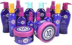 Produtos de cabelo Its a 10 em Orlando #viagem #orlando #disney