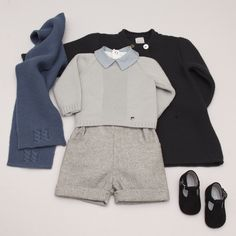 Look: Baby Boy - The Smart Soldier - SHOP BY LOOK - BABY - online boutique shop for casual and formalwear