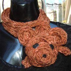 finger knitting ideas