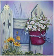 1000 images about peinture on pinterest close image - Peinture acrylique pour bois ...