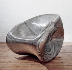 yellowtrace: Solid Rocker (2010) by Ron Arad.