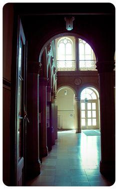 Berlijn .Een verlaten ziekenhuis.
