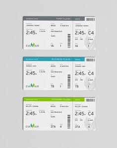 EVA Air Redesign on Behance