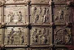 bensozia: The Medieval Bronze Doors of the Basilica of San Zeno, Verona