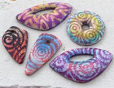 New batik shapes | Flickr - Photo Sharing!