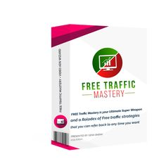"""""""FREE TRAFFIC MASTERY"""" is a Video Training designed to Help Any Newbie to create multiple passive income streams using Proven Free Traffic Strategies and Done For You Affiliate Marketing Funnel. DONE FOR YOU FERRARI FAST LEAD GENERATION AND INCOME PRODUCING SYSTEM Smart Web, Passive Income Streams, Rolodex, Lead Generation, Machine Learning, Affiliate Marketing, Digital Marketing, Time Tested, How To Plan"""