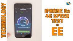 Apple iPhone 6s on Superfast EE 4G (sponsored)