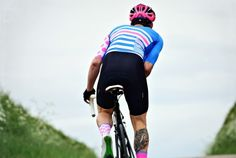 Hors catégorie cycling jersey - tic