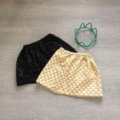 DIY (couture) : la petite jupe parfaite et simplissime! Vous cherchez une tenue de fête pour votre petite fille pour Noël ou Nouvel An ? Cette jupe sera parfaite. Choisissez un joli tissu brillant, doré ou étoilé et il n'y a pas de doute à avoir : votre petite sera la reine de la soirée !