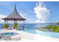 Ohana Villa, Tobago. 4BR, sleeps up to 8. £4500-8487/week