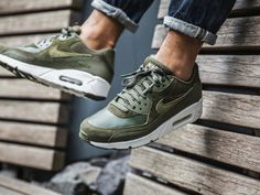 Nike Air Max 90 Ultra 2.0 - Cargo Khaki - 2017 (by Gino Gold)On...
