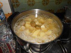 My life: Cartofi scazuti cu ciupercute