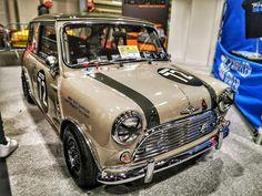 Mini Cooper Classic, Mini Cooper S, Classic Mini, Classic Cars, Mini Uk, Cafe Racing, S Car, Great British, Small Cars
